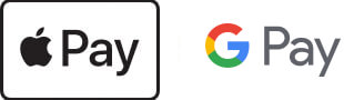 Apple Pay  Google Pay  ロゴ